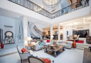 Mansion Showoff: Peter & Paul Okoye Share More Photos Of Inside Their Homes